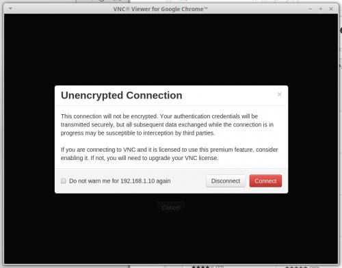 004UnencryptedAlart