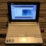 Linux Mint MateをUSBメモリーにフルインストール。