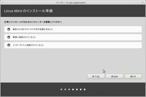 Screenshot-インストール