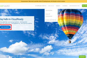 「CloudReady」で古いPC/MacをChromebookに